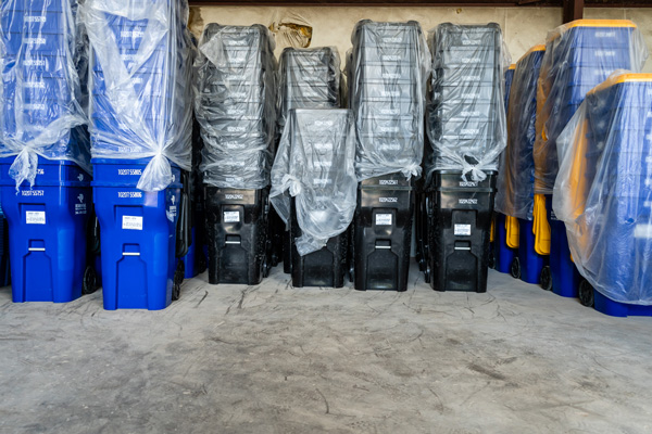 RRRTX Residential Recycling and Refuse of Texas Residential Poly Carts