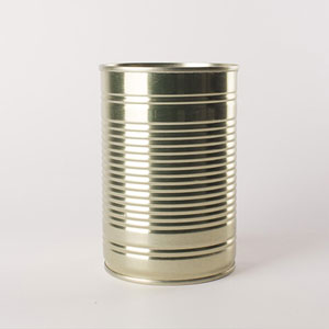 Aluminum Steel RRRTX Recycling Services Soup Can