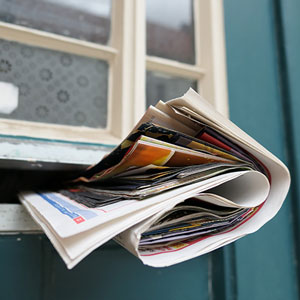 Junk Mail Recycling