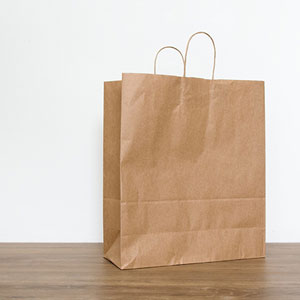 Paper bag recycling