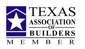 Texas Association of Builders Member Logo